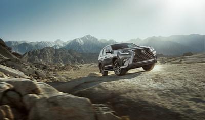 El renovado Lexus GX 460 2020