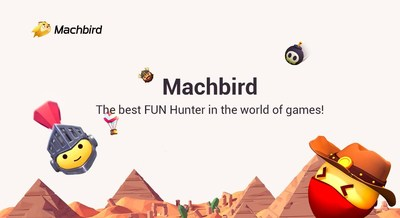 Machbird's Game Platform