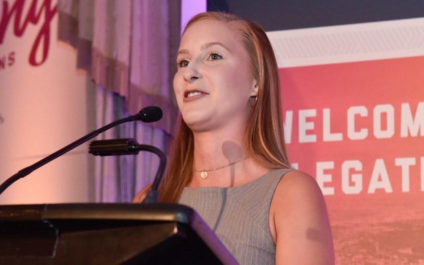 Taylor Fenn (Groupe CNW/Société canadienne des relations publiques)