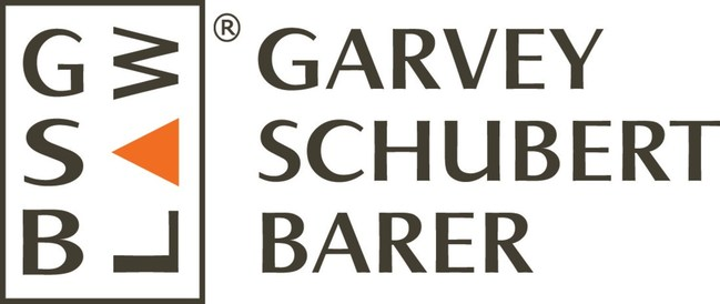 (PRNewsfoto/Garvey Schubert Barer, PC,Foste)
