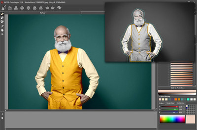 Coloriage Flash Mac Win.Bring The Past Back To Life With Akvis Coloriage 12 0