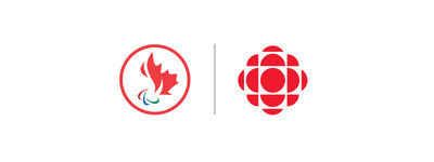 Logos : Comité paralympique canadien et CBC/Radio-Canada (Groupe CNW/Canadian Paralympic Committee (Sponsorships))
