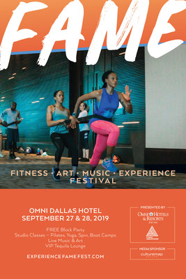 Omni Dallas Hotel and Fitness Ambassadors to Host First FAME Fest Dallas
