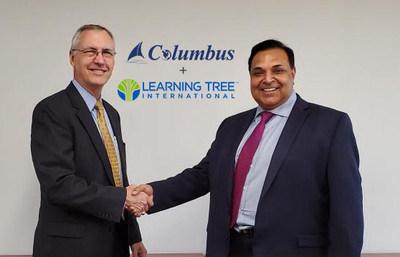 Learning Tree & Columbus Technologies Announce Partnership Agreement