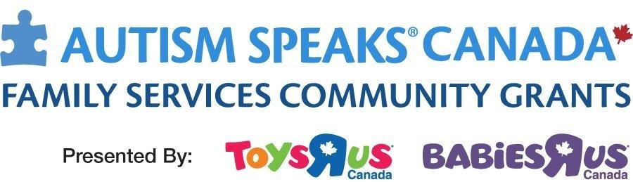 Autism Speaks Canada is excited to announce that applications for 2019 round of Family Services Community Grants is open. Since 2010, over $4 million has been granted to support programs and services across Canada.  Autism Speaks Canada invites charitable organizations to submit their letter of intent for 2019 Family Services Community Grants by June 21, 2019. (CNW Group/Autism Speaks Canada)