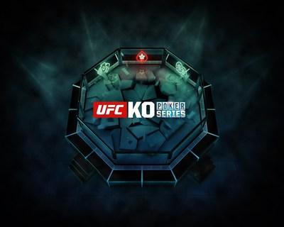 UFC KO Poker hits the PokerStars online felt on June 23