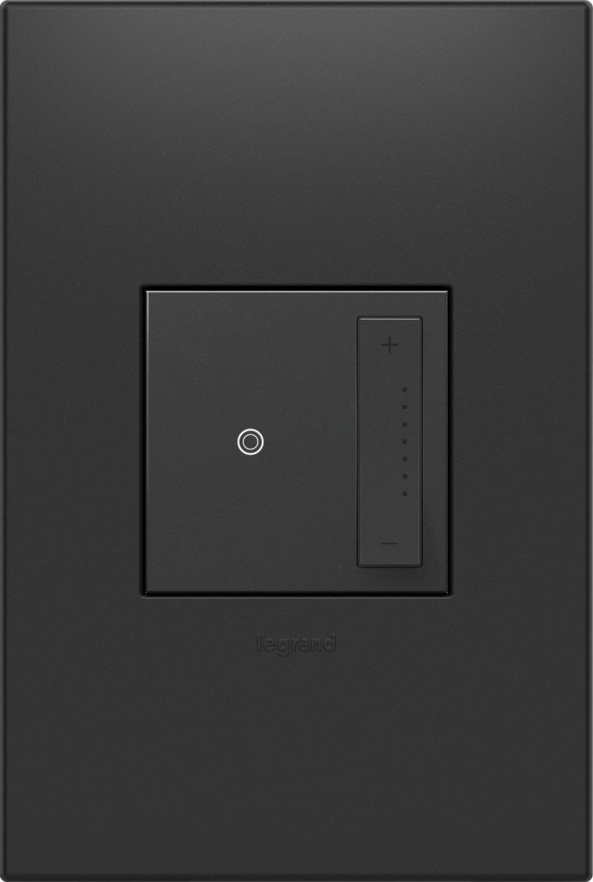 Legrand Introduces graphite for the adorne Collection