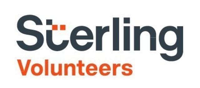 (PRNewsfoto/Sterling Volunteers)