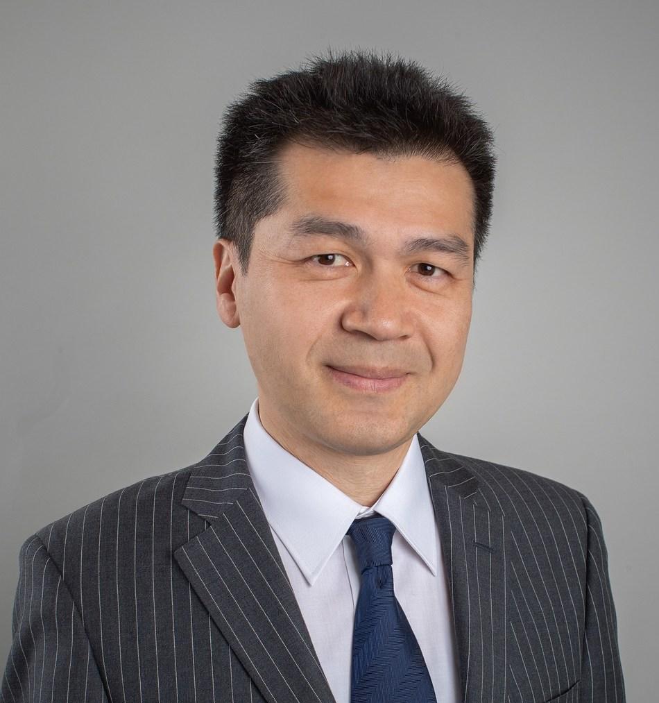 Hirokatsu Yamashita, DENSO Products and Services Americas President (PRNewsfoto/DENSO)