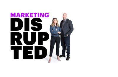 """Accenture Launches """"Marketing Disrupted"""" Podcast Series to Help CMOs and Their Organizations Thrive in the Age of Digital Disruption (CNW Group/Accenture)"""