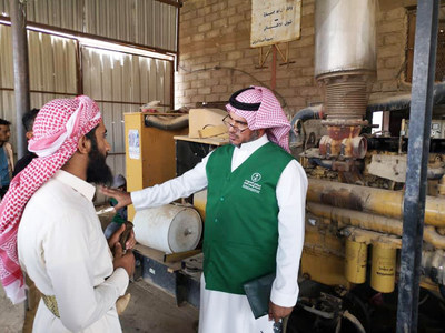 El Programa Saudí de Desarrollo y Reconstrucción de Yemen abre una oficina en la provincia de Saada