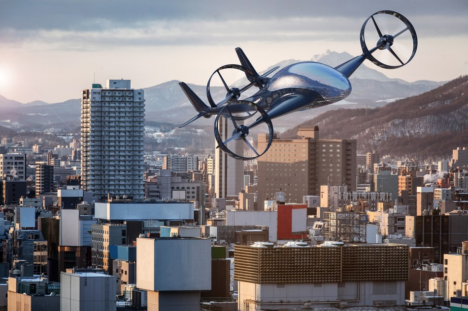 Unmanned air traffic control advances will unlock safe, efficient, and scalable drone operations with a myriad of economic and social benefits.