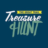 Logo: The Great Trail Treasure Hunt (CNW Group/Royal Canadian Geographical Society)