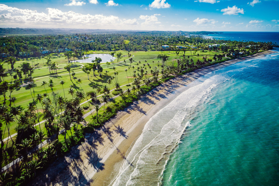 The courses at TPC Dorado Beach (pictured), Rio Mar Golf & Beach Resort, The St. Regis Bahia Beach, Coco Beach, Palmas Athletic Club, Royal Isabela, and Costa Caribe are just a few of the island's 17 golf venues. Like Puerto Rico's robust tourism trends in key performance indicators, golf is increasingly drawing Island visitors, thanks in part to strategic leadership from the newly established Destination Marketing Organization, Discover Puerto Rico, the Island's first-ever DMO.