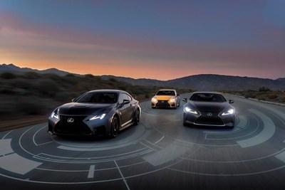 El sistema de seguridad Lexus Safety System+ es ahora equipo estándar en toda la línea de modelos del año 2020