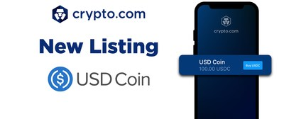 Crypto Earn Adds USDC