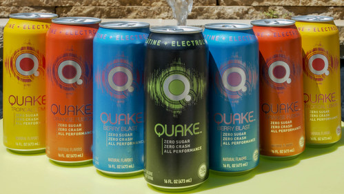 From Slurpee® drinks to cold-pressed organic juices, 7-Eleven, Inc. has a long history of beverage innovation. Now the world's leading convenience retailer enters the fast-growing performance energy drink arena with its own private brand version – Quake®.