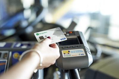 Depuis le début du projet, la Société de transport de Laval a enregistré plus de 150 000 de transactions. Fait étonnant : plus de 44 % des cartes répertoriées n'ont été utilisées qu'une seule fois, ce qui démontre la pertinence de ce service pour la clientèle occasionnelle et très occasionnelle. (Groupe CNW/Société de transport de Laval)