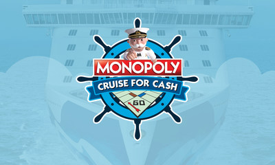 Princess Cruises Announces Second Annual MONOPOLY Cruise for Cash Promotion - A Chance to Play Slots to Win $200,777 in Cash and Prizes