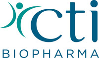 CTI BioPharma Corp. Logo (PRNewsFoto/Cell Therapeutics, Inc.) (PRNewsFoto/Cell Therapeutics, Inc.)