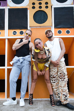 "BACARDÍ Rum teams-up with Major Lazer and Anitta to debut new summer anthem, ""Make it Hot,"" and campaign, ""Pass the Beat."""