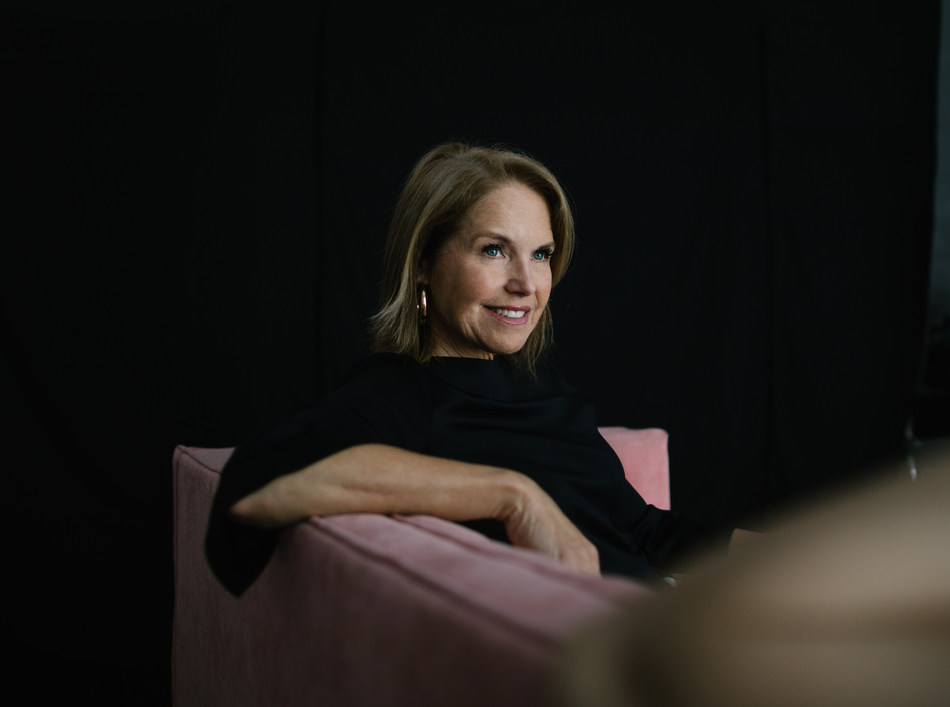 "At the 2019 Cannes Lions festival, global prestige skincare brand SK-II announced today a partnership with Katie Couric and new project, ""Timelines"" - a docu-series produced with the award-winning, investigative journalist."