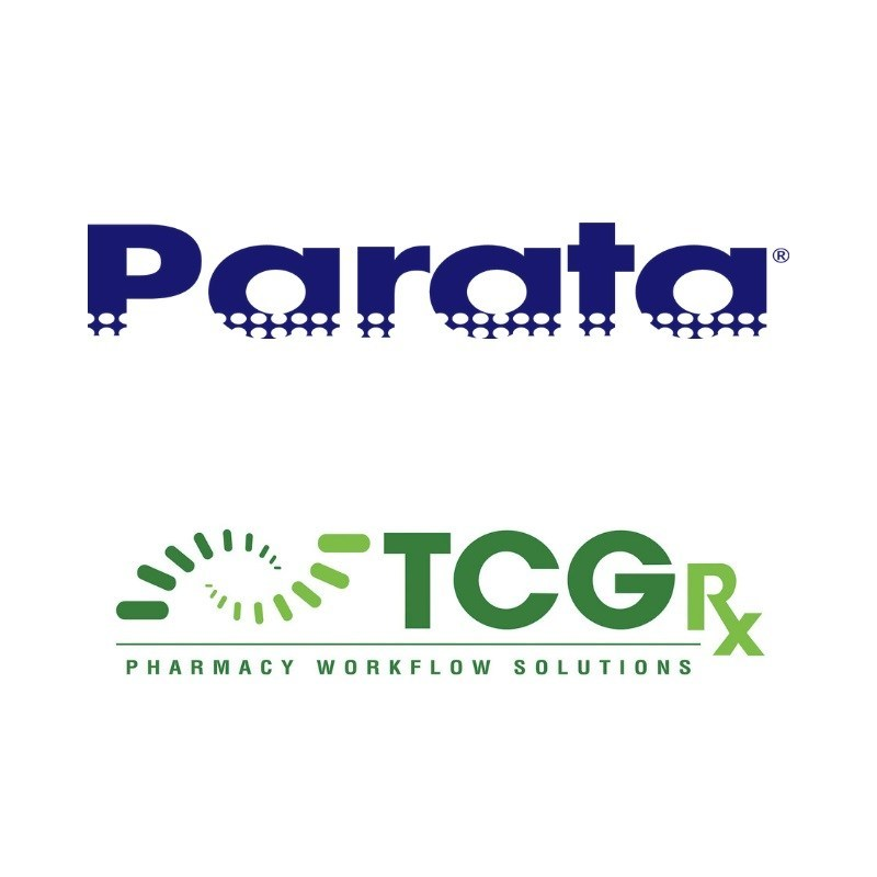 TCGRx and Parata have combined to create the new industry leader focused on providing pharmacy technology solutions that reduce costs, improve health outcomes, and enhance the patient experience. (PRNewsfoto/Parata Systems)
