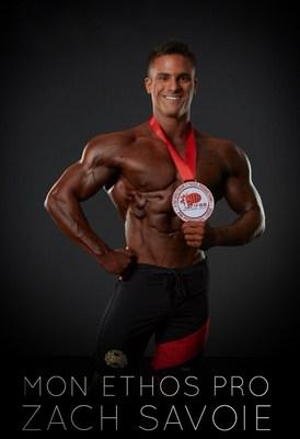 Mon Ethos Pro Athlete Zach Savoie