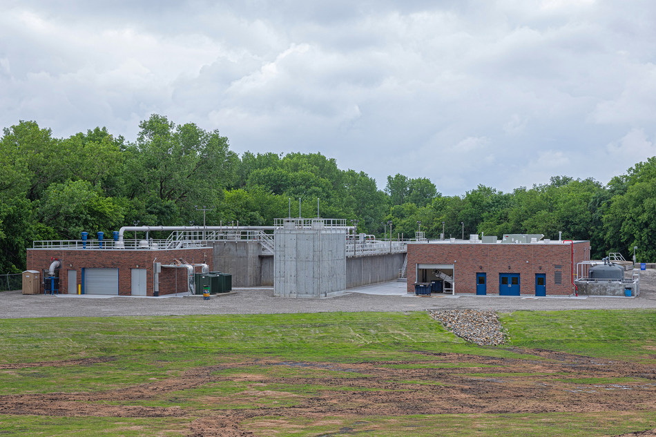 A new wastewater treatment plant for the City of Emporia demonstrates that multiple public benefits, including cost savings, can be achieved by applying new technology to existing infrastructure.