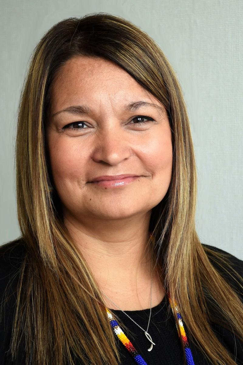 Lynne Innes, President and CEO, Weeneebayko Area Health Authority (CNW Group/Weeneebayko Area Health Authority)