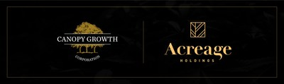 Canopy Growth announces shareholder approval in connection with the proposed acquisition of Acreage & provides update on American hemp and CBD operations (CNW Group/Canopy Growth Corporation)
