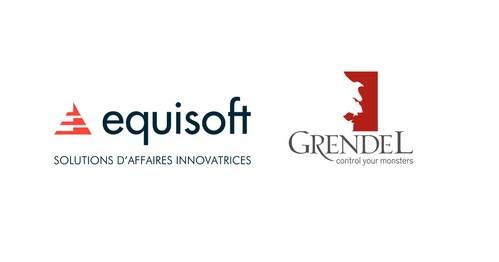 Logos Equisoft et Grendel (Groupe CNW/Equisoft)