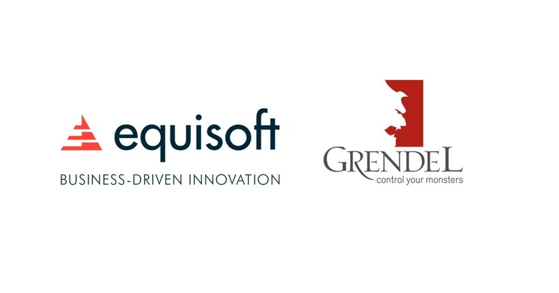 Equisoft and Grendel logos (CNW Group/Equisoft)