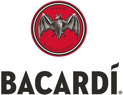 BACARDI RUM logo (PRNewsfoto/BACARDI RUM)