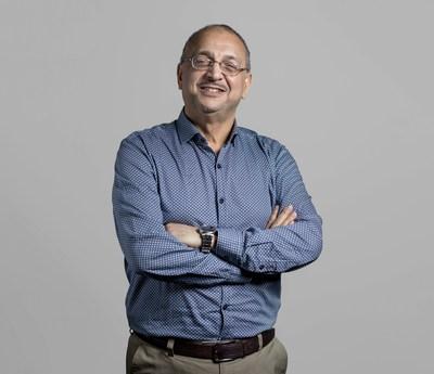 Mohamed Cheriet, an ÉTS Professor and the new Director General of the Centre interdisciplinaire de recherche en opérationnalisation du développement durable (CIRODD) (CNW Group/École de Technologie Supérieure)
