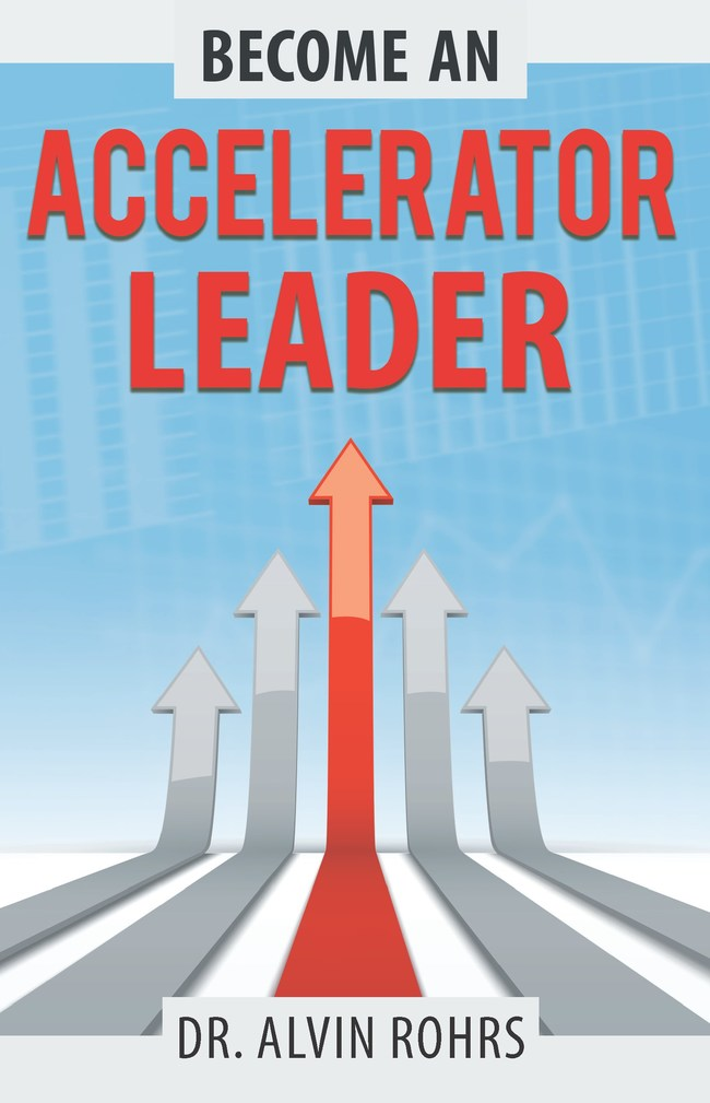 """""""Become an Accelerator Leader"""" reveals compelling stories and breakthrough leadership strategies that will resonate with seasoned executives and next-gen leaders."""