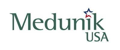 Medunik USA Logo (CNW Group/Medunik USA)