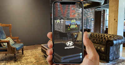 Live Nation Entertainment : Unveils Augmented Reality