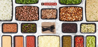 Chipotle creates custom catering options that fit all types of diets and lifestyles