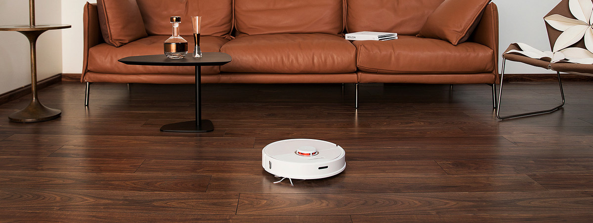 Roborock S6 robot vacuum now available in the United States