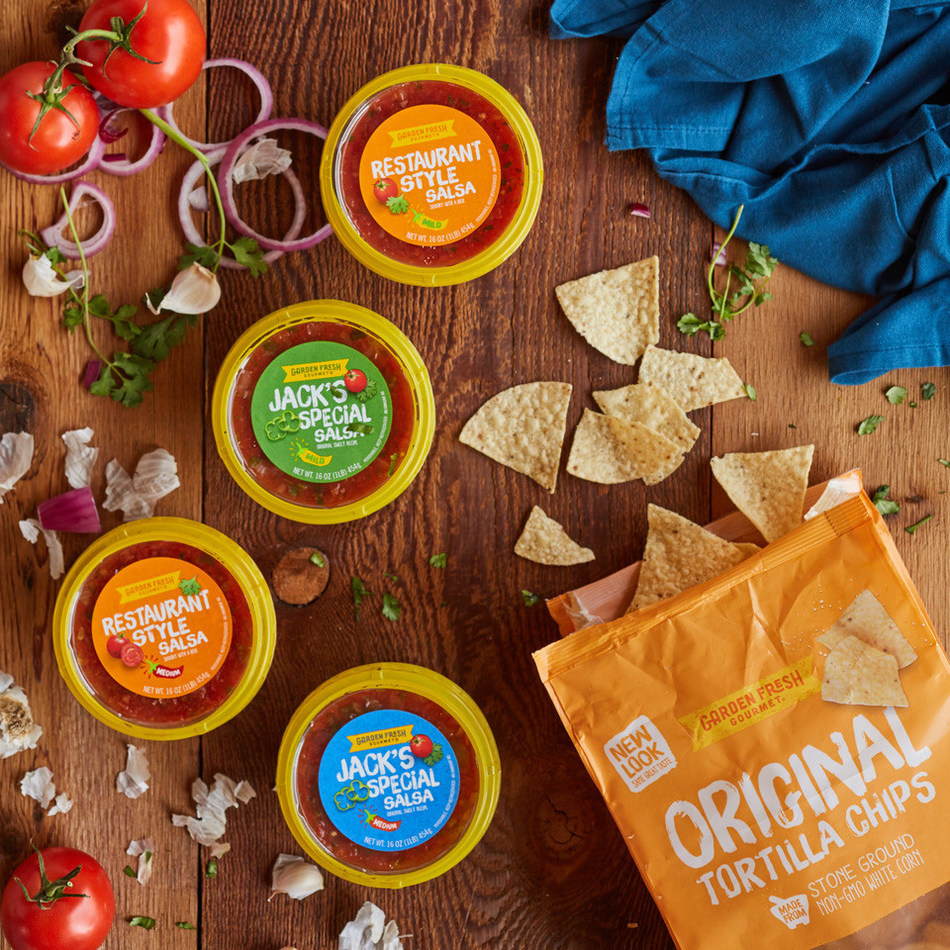 Expansion into the United States - Fontaine Santé Foods buys American Division of Campbell's Garden Fresh Gourmet (CNW Group/Fontaine Santé Foods)