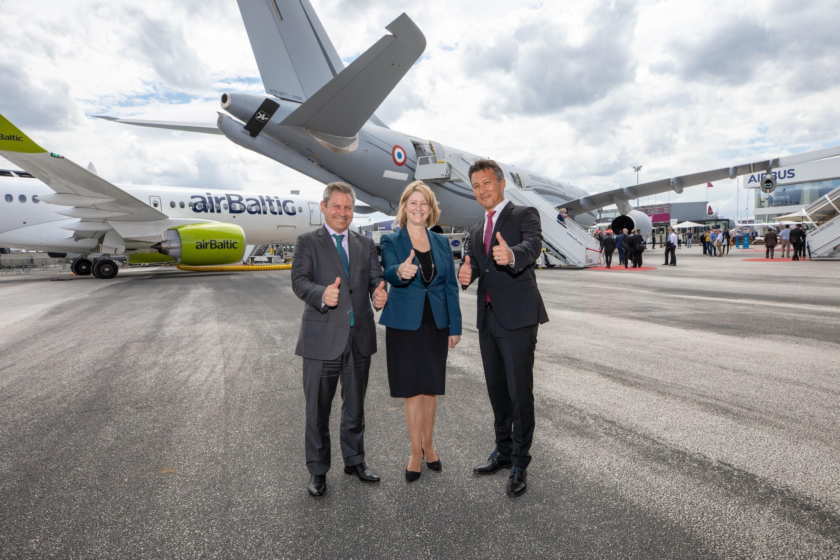 Lockheed Martin and Airbus reaffirm tanker partnership at
