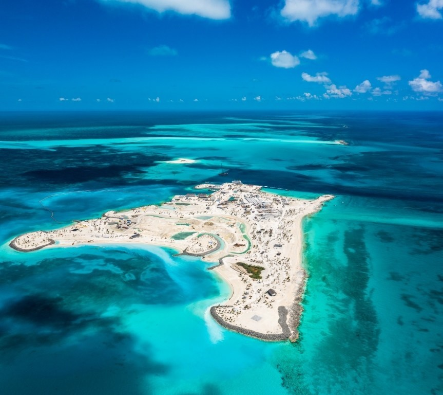 Ocean Cay MSC Marine Reserve will welcome its first guests in November. All MSC Cruises ships from Miami will call at Ocean Cay as part of their Caribbean Itineraries.