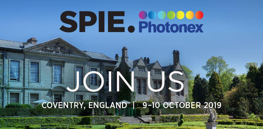 SPIE To Acquire Photonex, UK's Top Photonics Exhibition