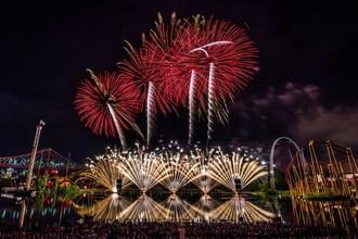 Dragon Fireworks des Philippines, gagnant 2018 (Groupe CNW/La Ronde)