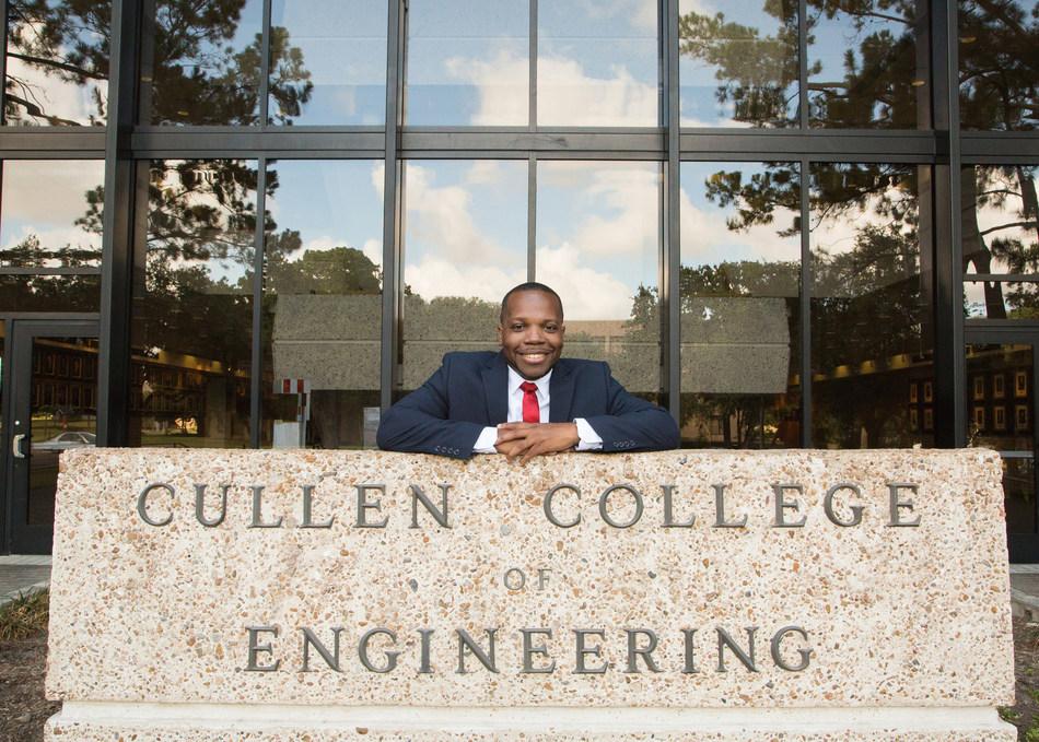 Dr. Jerrod Henderson, Instructional Associate Professor in the University of Houston's Cullen College of Engineering
