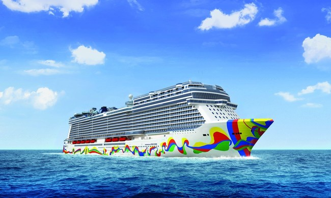 Norwegian Cruise Line Donates New Billion-Dollar Ship To