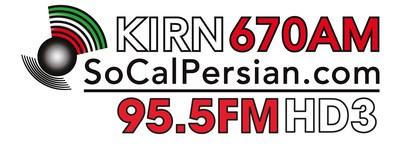 Radio Iran (PRNewsfoto/Radio Iran 670 AM KIRN)