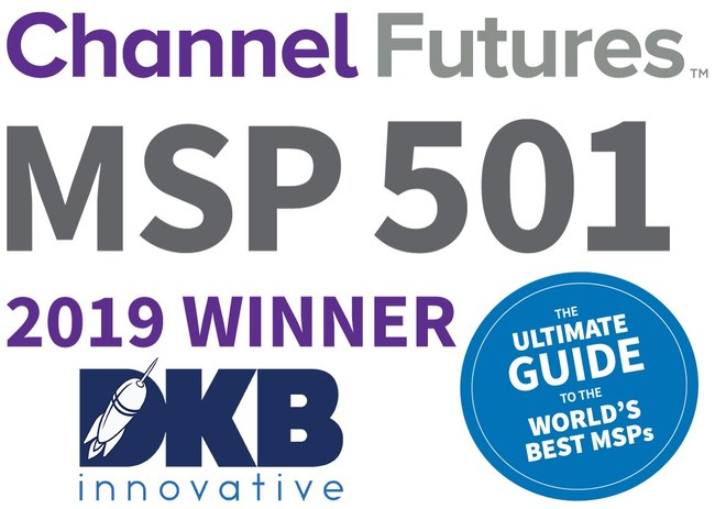 DKBinnovative Ranked Among World's 501 Most Elite MSPs