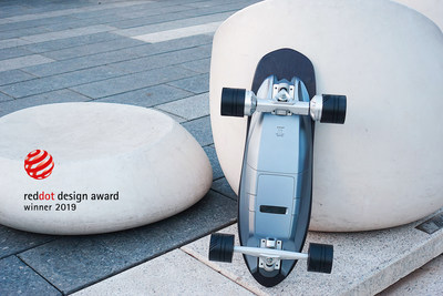 SPECTRA X: An All-New Electric Skateboard With Easy-Swappable Battery Announces Presale Launch